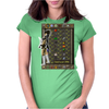 Runescape skill list all 99 Womens Fitted T-Shirt