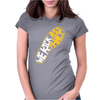 Running We Kick Asphalt Womens Fitted T-Shirt