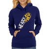 Running We Kick Asphalt Womens Hoodie