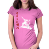 Rurouni Kenshin Samurai X - Anime Womens Fitted T-Shirt