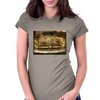 Rusty Dude!  Womens Fitted T-Shirt