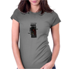 RustyRobot Womens Fitted T-Shirt