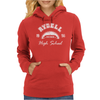Rydell High School 1956 (aged look) Womens Hoodie