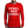 Rydell High School Mens Long Sleeve T-Shirt