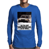 SAAB Mens Long Sleeve T-Shirt