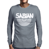 SABIAN new Mens Long Sleeve T-Shirt