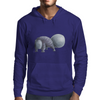 Sack Tail Bob Cat Mens Hoodie