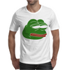 Sad Frog Mens T-Shirt