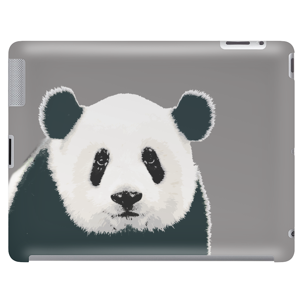 Sad Panda Tablet