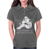 Sad Trooper Womens Polo