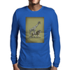 SAFARI HUMOUR Mens Long Sleeve T-Shirt