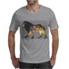 Safari Lion Mens T-Shirt