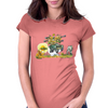 SAFARI! Womens Fitted T-Shirt
