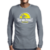 Safari Zone Basebal Mens Long Sleeve T-Shirt