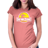 Safari Zone Basebal Womens Fitted T-Shirt