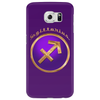 Sagittarius Astrological Symbol Phone Case
