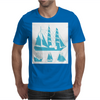 Sailing Boats Mens T-Shirt