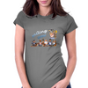 sailing crew Womens Fitted T-Shirt