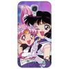 Sailor Chibi Moon and Saturn Phone Case