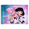 Sailor Chibi Moon and Saturn Tablet