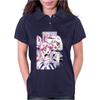 Sailor Chibi Moon and Saturn White Version Womens Polo