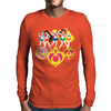 Sailor Soldiers Mens Long Sleeve T-Shirt