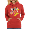 Sailor Soldiers Womens Hoodie