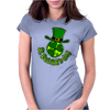 Saint Patrick's day Womens Fitted T-Shirt