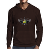Saint Vincent and the Grenadines Island Crest Mens Hoodie