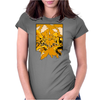 Saitama vs Goku Ultimate Womens Fitted T-Shirt