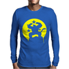 Saiyajin Affe Dragonball Z Mens Long Sleeve T-Shirt