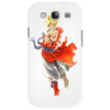 saiyan warrior Phone Case
