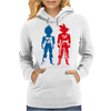 Saiyan Warriors Womens Hoodie