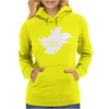 Saiyans Are Coming Dragon Ball Womens Hoodie