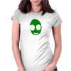 Salad Fingers Red Water Womens Fitted T-Shirt