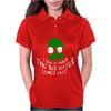 Salad Fingers Red Water Womens Polo