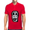 Salvador Dali Woman Skull Artists Funny Mens Polo