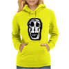Salvador Dali Woman Skull Artists Funny Womens Hoodie