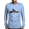 Samba Super Mens Long Sleeve T-Shirt