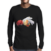 samurai Mens Long Sleeve T-Shirt