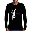 Sandman Comic Hero Cool Vintage Mens Long Sleeve T-Shirt