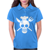 Sanji Flag One Piece Womens Polo