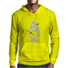 Sans and Frisk Mens Hoodie