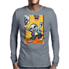 Sans Art Mens Long Sleeve T-Shirt