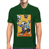 Sans Art Mens Polo