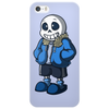 Sans Cartoon Style Phone Case