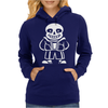 Sans the skeleton v2 Womens Hoodie