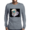 sans under Mens Long Sleeve T-Shirt