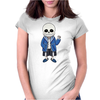 Sans Womens Fitted T-Shirt