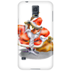 SANTA CLAUS IS BACK Phone Case
